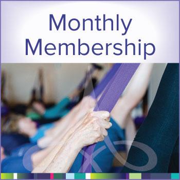 Avita Yoga Online Monthly Membership