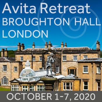 Avita Retreat Broughton Hall London - Oct 2020
