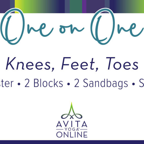 One On One Classes have been added by Jeff Bailey founder of Avita Yoga