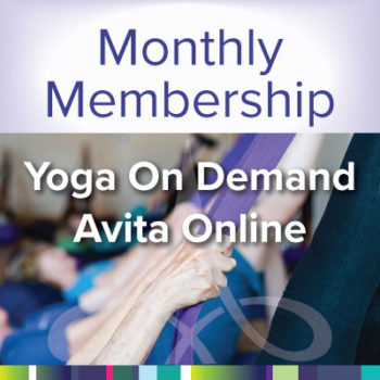 Avita Yoga On Demand - Monthly Membership