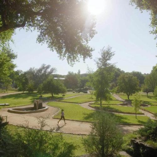 Avita Yoga Retreat at Ojo Santa Fe Spa and resort