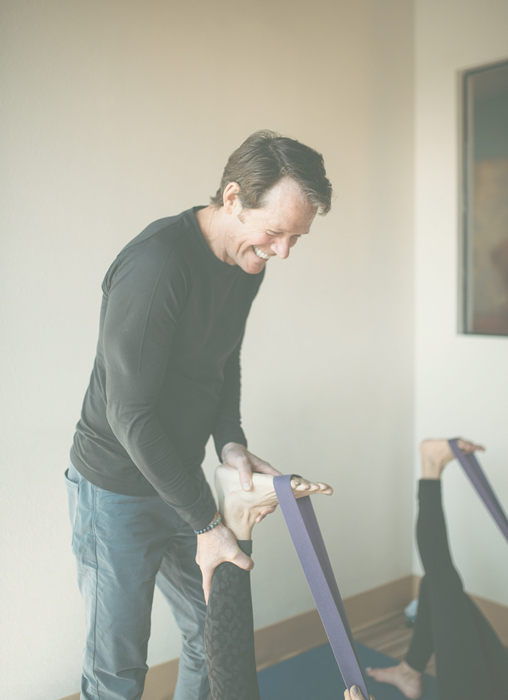 Jeff Bailey, Founder of Avita Yoga guides you through the Avita Yoga Teacher Training